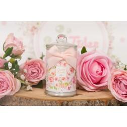 Αρωματικό κερί σε βάζο Roses
