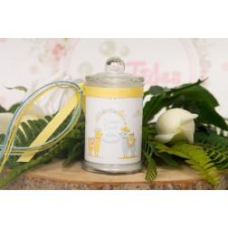 Αρωματικό κερί σε βάζο Λάμα