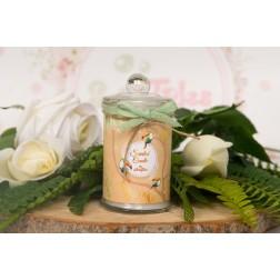 Αρωματικό κερί σε βάζο Τουκάν