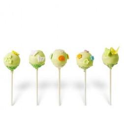 Cake Pops Λαχανί Διάφορα