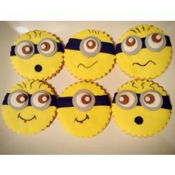 Μπισκότα Βουτύρου Minions