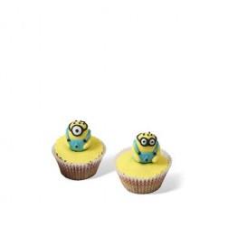 Cupcakes 3d Minions