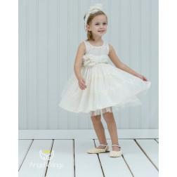 """Βαπτιστικό Φόρεμα """"Vivienne"""" 153 Angel Wings"""