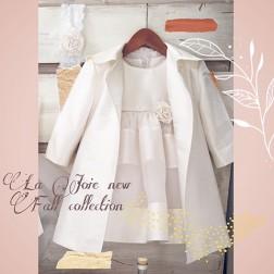 Βαπτιστικό Φόρεμα La Joie 18017a