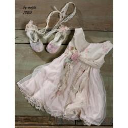 """Βαπτιστικό Φόρεμα """"Rosemary"""""""