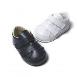 Δερμάτινα Sneakers Για Τα Πρώτα Βήματα Babywalker PRI2072