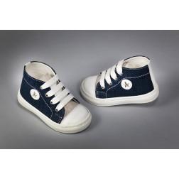 Δερμάτινο Μποτάκι Sneaker Περπατήματος Ever Kid 2138MP