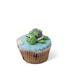 Τρισδιάστατο Cupcake Χελωνάκι