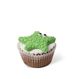 Τρισδιάστατο Cupcake Αστερίας