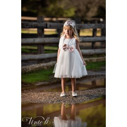 Βαπτιστικό Φόρεμα 2905 Vinteli