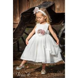 Βαπτιστικό Φόρεμα 2907 Vinteli