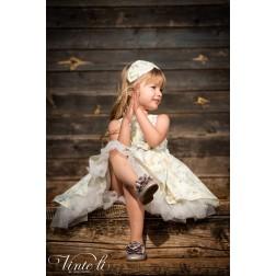 Βαπτιστικό Φόρεμα 2915 Vinteli