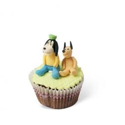Τρισδιάστατα Cupcakes Goofy