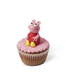 Τρισδιάστατα Cupcakes Peppa Pig