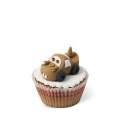 Τρισδιάστατο Cupcake Μπάρμπας