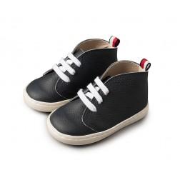 Δερμάτινο Ημίμποτο Sneaker Babywalker BW4031