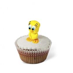 Τρισδιάστατα Cupcakes Tweety