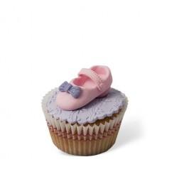 Τρισδιάστατα Cupcakes Πουέντ Μπαλαρίνας