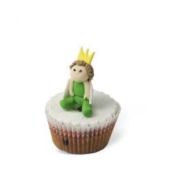 Τρισδιάστατο Cupcake Πρίγκιπας