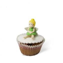 Τρισδιάστατο Cupcake Νεράϊδα