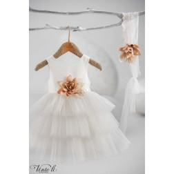 Βαπτιστικό Φόρεμα 6001 Vinte li