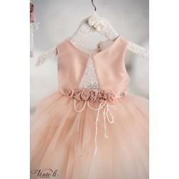 Βαπτιστικό Φόρεμα 6009 Vinte li