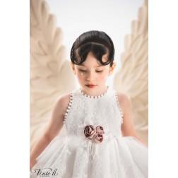 Βαπτιστικό Φόρεμα 6011 Vinte li