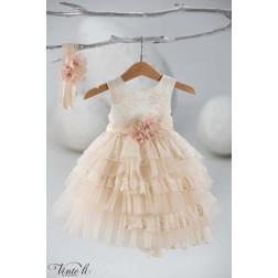 Βαπτιστικό Φόρεμα 6015 Vinte li