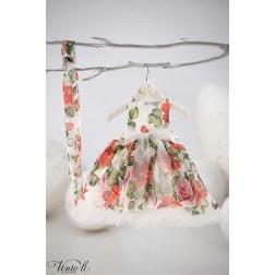 Βαπτιστικό Φόρεμα 6017 Vinte li
