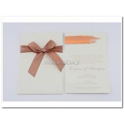 Προσκλητήριο Γάμου 7671