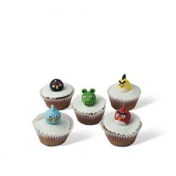Cupcakes 3d Angry Birds