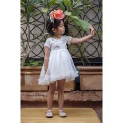 Βαπτιστικό Φόρεμα ''Iliana'' Bambolino