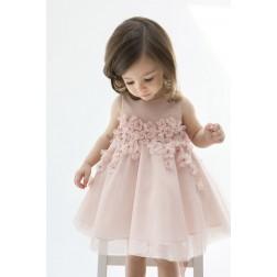 """Βαπτιστικό Φόρεμα """"Marina"""" Bambolino"""