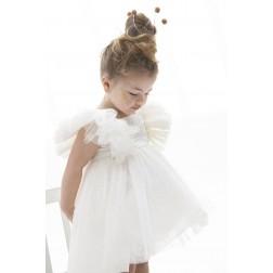 """Βαπτιστικό Φόρεμα """"Michelle"""" Bambolino"""