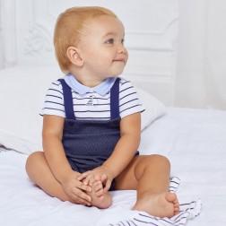 Φορμάκι με σκούφο Νεογέννητο αγόρι