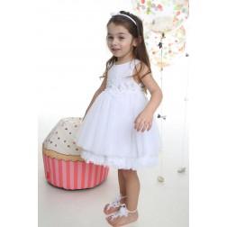 Βαπτιστικό Φόρεμα Κ4004