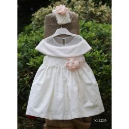 Βαπτιστικό Φόρεμα Κ4122