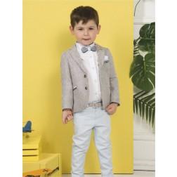Βαπτιστικό Κοστούμι 4238 Γ