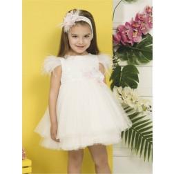 Βαπτιστικό Φόρεμα Κ4277 Ε