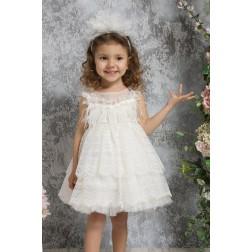 Βαπτιστικό Φόρεμα Κ4310