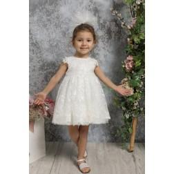 Βαπτιστικό Φόρεμα Κ4312