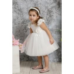 Βαπτιστικό Φόρεμα Κ4313-Ι