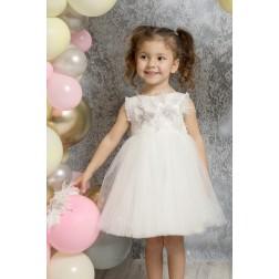 Βαπτιστικό Φόρεμα Κ4314
