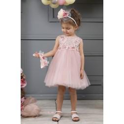 Βαπτιστικό Φόρεμα Κ4315-Μ