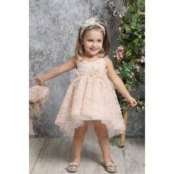 Βαπτιστικό Φόρεμα Κ4317