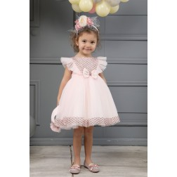 Βαπτιστικό Φόρεμα Κ4319-Κ