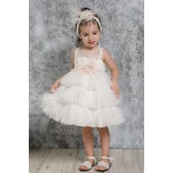 Βαπτιστικό Φόρεμα Κ4320-ΙΣ