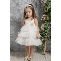 Βαπτιστικό Φόρεμα Κ4320-ΙΧ