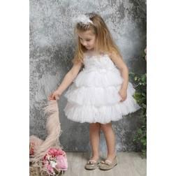 Βαπτιστικό Φόρεμα Κ4320-Λ
