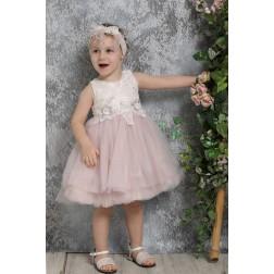 Βαπτιστικό Φόρεμα Κ4323-Κ